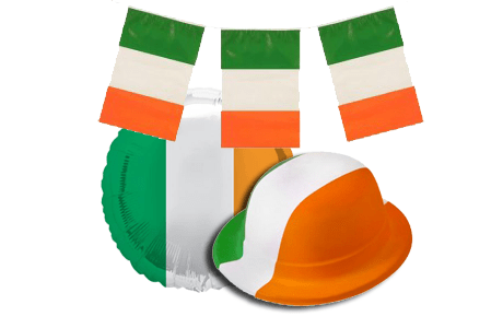 Irland Mottoparty