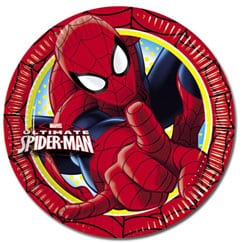 Ultimate Spider Man Mottoparty