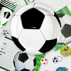 Fußball Mottoparty