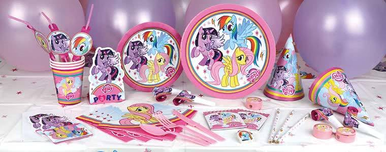 My Little Pony Mottoparty Top Image