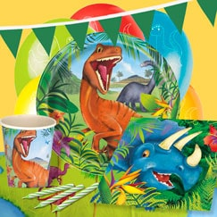 Dinosaurier Party Packs