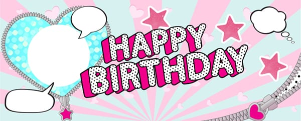 2 x Personalised Lol Birthday Banners